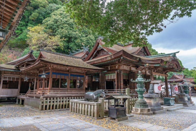 Kotohira Shrine, main Shrine