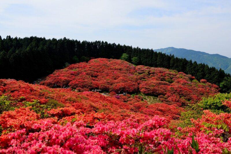 Mount Katsuragi