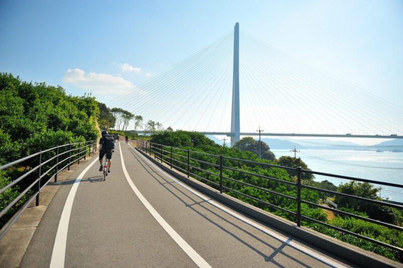 Shimanami Kaido route