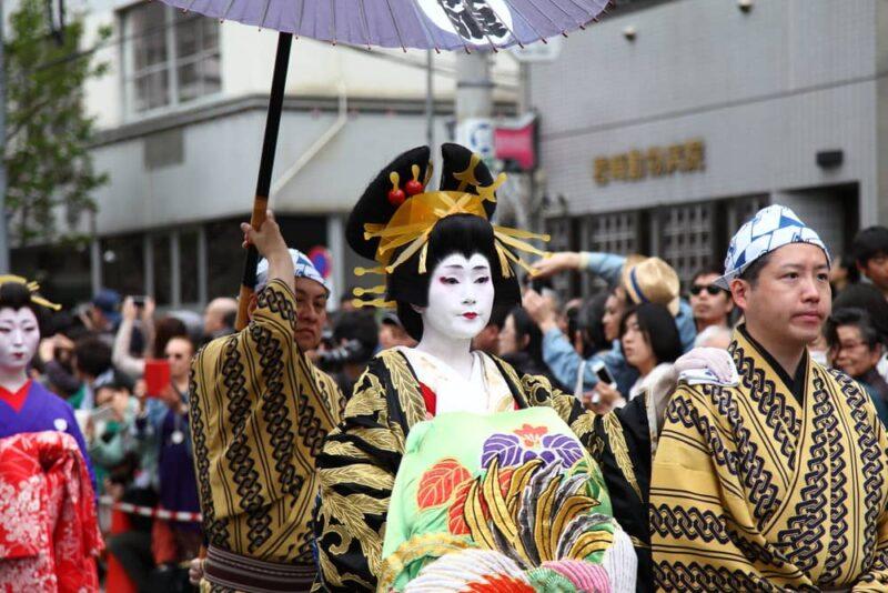 tokyo-oiran-dochu-parade
